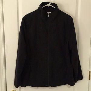 1X Columbia Fleece/Quilted Jacket